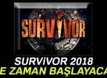 survivor 2018 all star ne zaman başlayacak